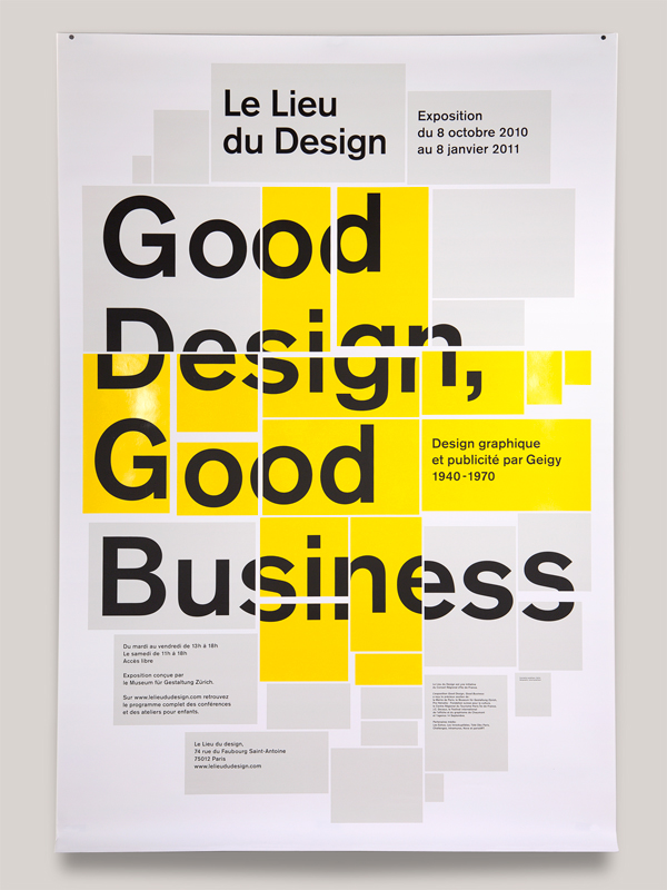 Good design, good business
